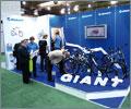 Стенд Giant (Велопарк 2010)